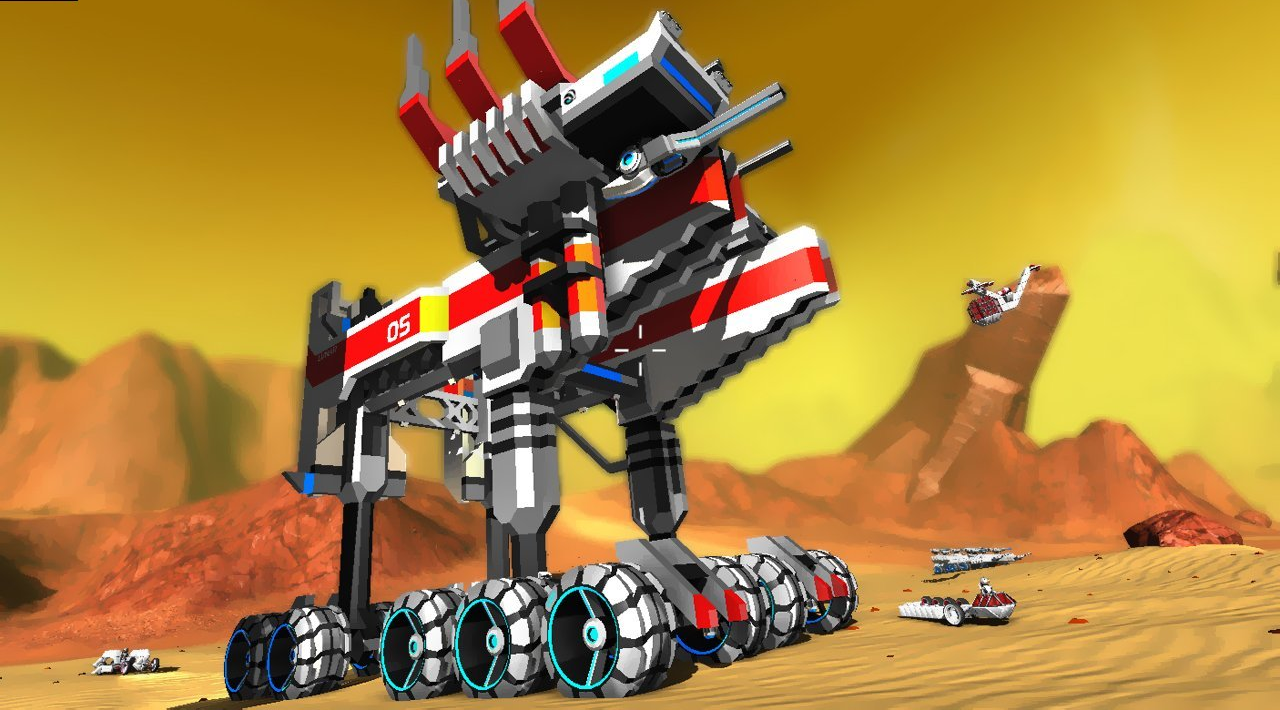 robocraft sans steam