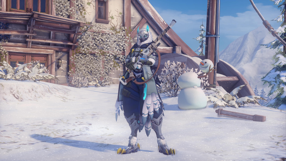 ana winter skin