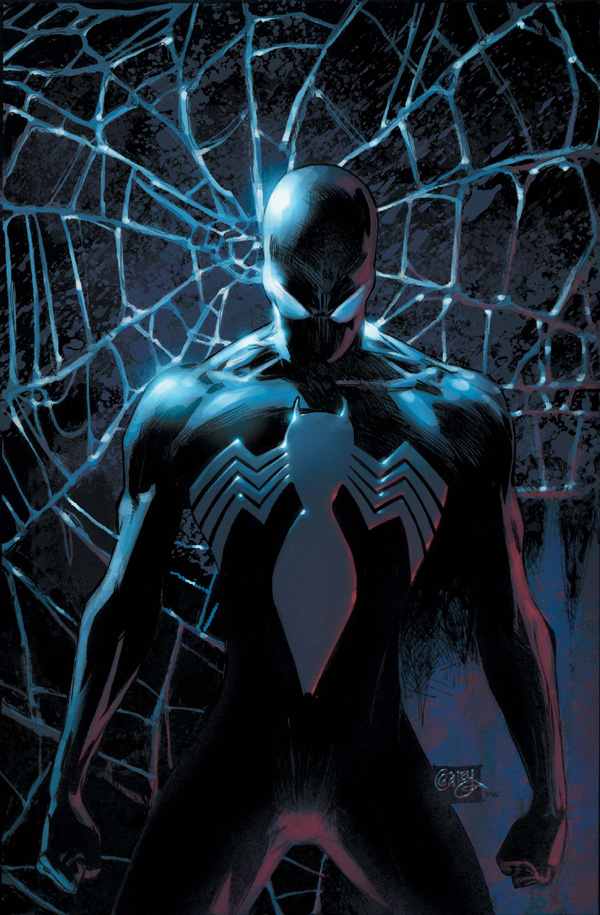Black Spider Suit